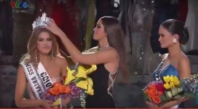 Người đẹp Philippines đăng quang Hoa hậu Hoàn vũ 2015  - ảnh 7