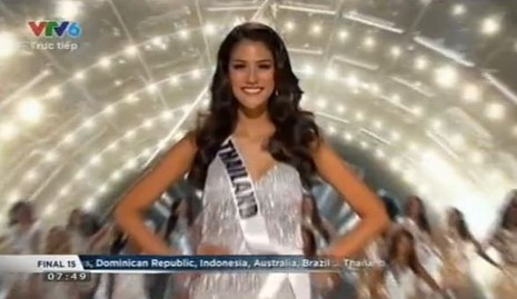Người đẹp Philippines đăng quang Hoa hậu Hoàn vũ 2015  - ảnh 41