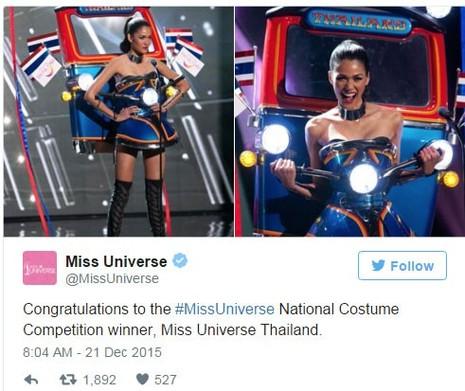 Người đẹp Philippines đăng quang Hoa hậu Hoàn vũ 2015  - ảnh 35