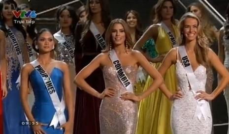 Người đẹp Philippines đăng quang Hoa hậu Hoàn vũ 2015  - ảnh 11