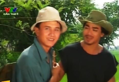 Nguyễn Hoàng và Lê Công Tuấn Anh trong Nàng Hương
