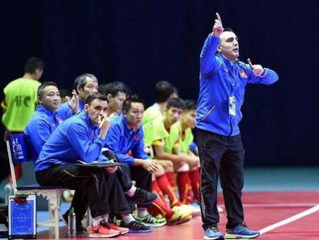 HLV Hermans: 'Không cho Futsal Việt Nam viết lại lịch sử' - ảnh 2