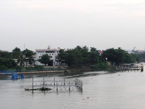 Nhiễm mặn đe dọa nguồn nước uống ở Sài Gòn - ảnh 2
