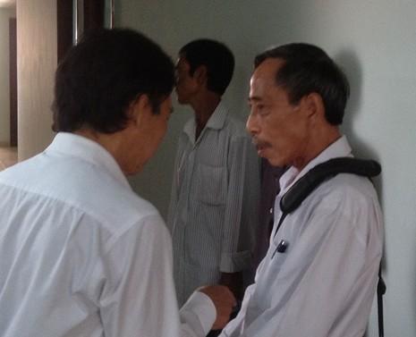 VKSND Tối cao làm việc với ông Huỳnh Văn Nén - ảnh 2