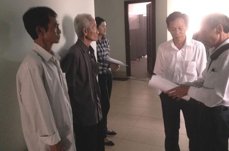 VKSND Tối cao làm việc với ông Huỳnh Văn Nén - ảnh 1
