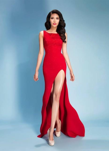 Trần Ngọc Lan Khuê vừa lọt top 50 Hoa hậu đẹp nhất hành tinh năm 2015 do Global Beauties bình chọn.