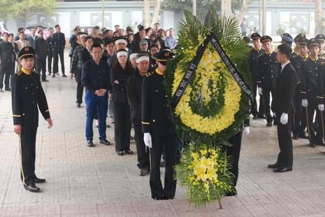 Đám tang nhạc sĩ Thanh Tùng, gia đình xin miễn phúng điếu - ảnh 4