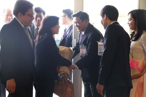 Tiếp đón chánh án các nước ASEAN đến Việt Nam dự hội nghị - ảnh 1