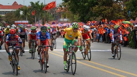 Tay đua Nguyễn Thành Tâm không có đối thủ - ảnh 5
