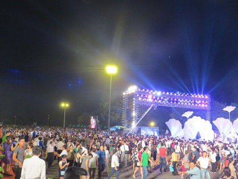 Bế mạc Festival Huế 2016 đậm chất... cố đô - ảnh 9