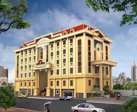 Trụ sở mới TAND quận Bình Thạnh bắt đầu vào hoạt động - ảnh 1