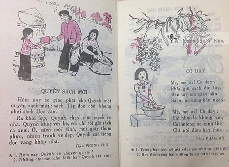 Những trang sách 'vỡ lòng' không thể nào quên (Kỳ 1) - ảnh 3