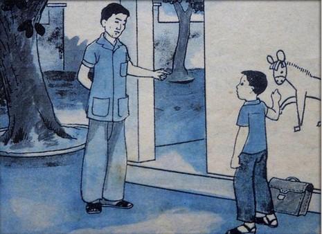Những trang sách 'vỡ lòng' không thể nào quên (Kỳ 2) - ảnh 19