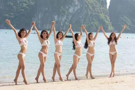 Người đẹp diện bikini hút hồn trong những shot hình nóng bỏng - ảnh 10