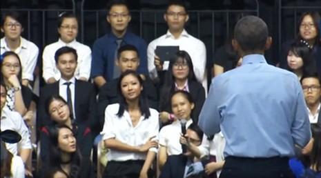 Suboi - cô gái hát rap cho Tổng thống Obama nghe