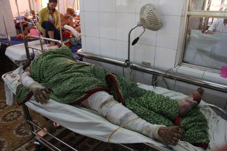 Thêm 2 nạn nhân vụ 'Tán em vợ bị ngăn cản' tử vong - ảnh 2