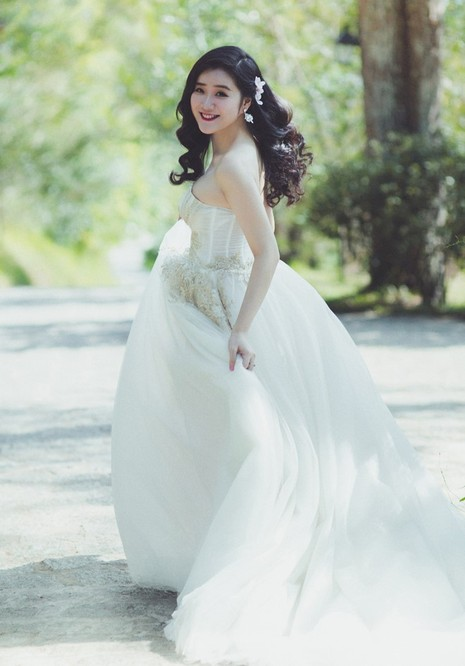 Miss Teen Xuan Mai ket hon voi ban trai dai gia vao thang 6 hinh anh 6