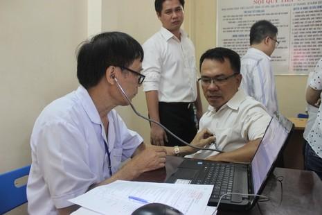 Sở Tư pháp TP.HCM tham gia hiến máu nhân đạo - ảnh 4