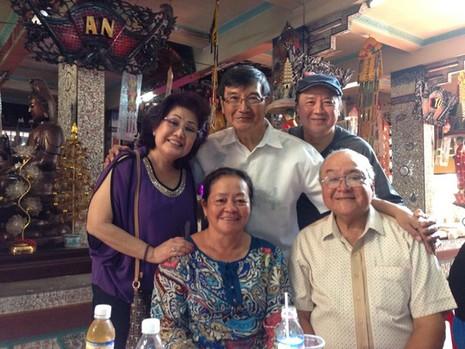 Nghệ sĩ Chí Tiên, em trai của danh hài Bảo Quốc qua đời - ảnh 4