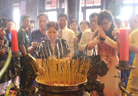 Khánh thành đền thờ Lễ Thành hầu Nguyễn Hữu Cảnh - ảnh 5