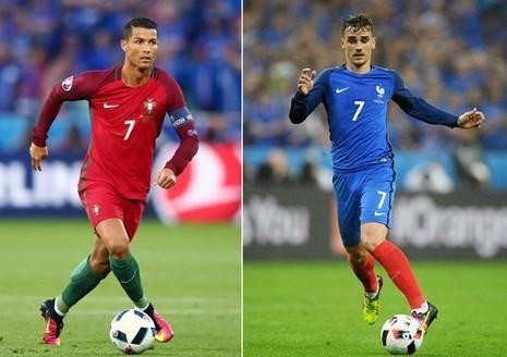 Ronaldo và Griezmann sẽ so tài để xem ai làm nên lịch sử?