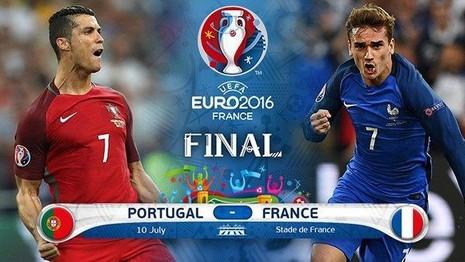 Hai số 7 - Ronaldo và Griezmann ai sẽ thắng ai tại Stade de France