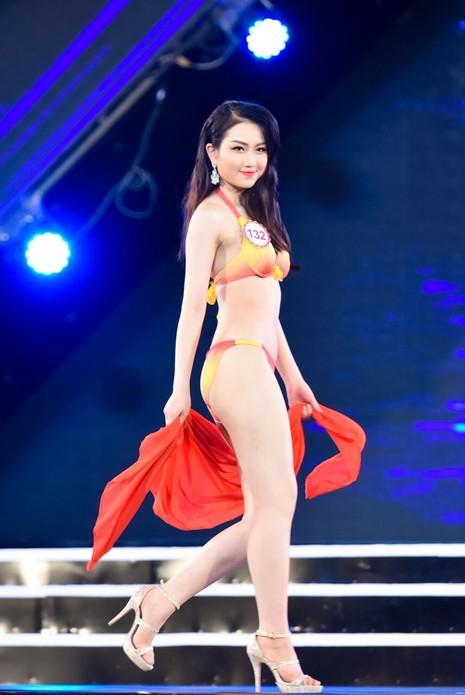 18 người đẹp phía Bắc trình diễn bikini - ảnh 5