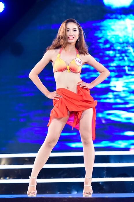18 người đẹp phía Bắc trình diễn bikini - ảnh 18