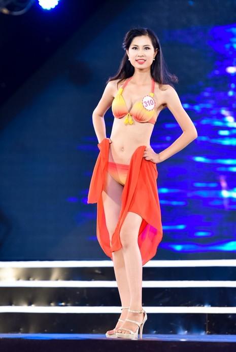 18 người đẹp phía Bắc trình diễn bikini - ảnh 28
