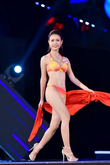 18 người đẹp phía Bắc trình diễn bikini - ảnh 29