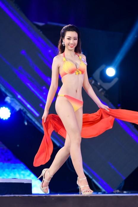 18 người đẹp phía Bắc trình diễn bikini - ảnh 14