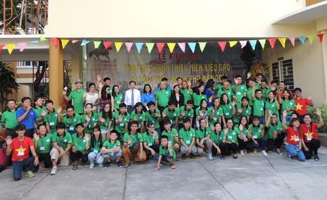 Trại hè thanh thiếu niên kiều bào 'Tôi yêu Việt Nam' - ảnh 1