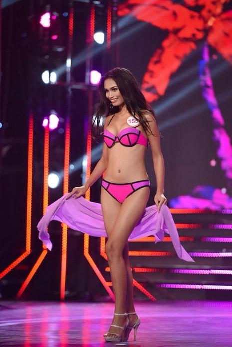 Cô từng dự thi Hoa hậu các dân tộc Việt Nam 2011 top 6 và giành giải Thí sinh có thân hình đẹp