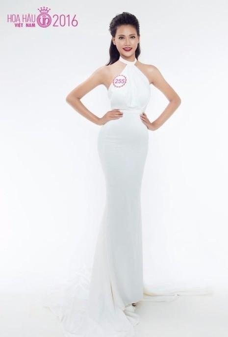 Cô được đánh giá là ứng viên tiềm năng của Hoa hậu Việt Nam 2016