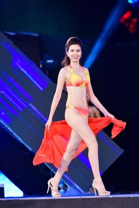 Vũ Thị Vân Anh, SBD 068, sinh năm 1993, quê Quảng Ninh