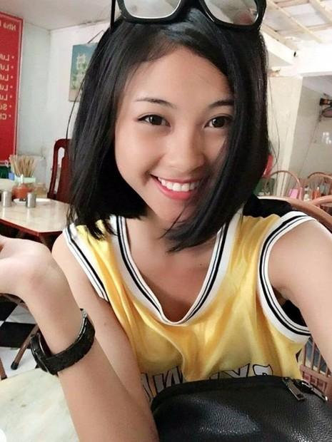 Hình ảnh đời thường của cô gái quê Nghệ An