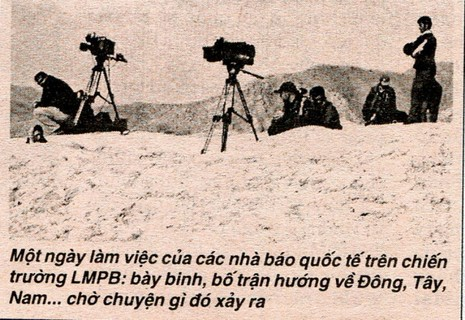 Vào chiến trường Afghanistan' - Kỳ 3: Ra chiến tuyến - ảnh 1