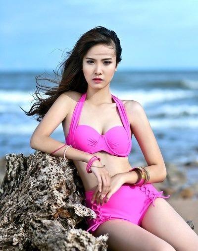 Cô từng lọt top 20 Miss Teen Vietnam 2012