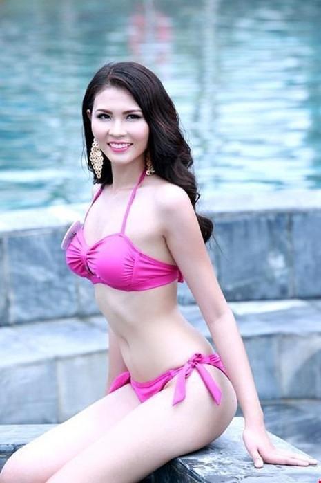 Nguyễn Thị Tuyết Anh, cô gái 19 tuổi đã đoạt Miss Bikini (Người đẹp Biển)