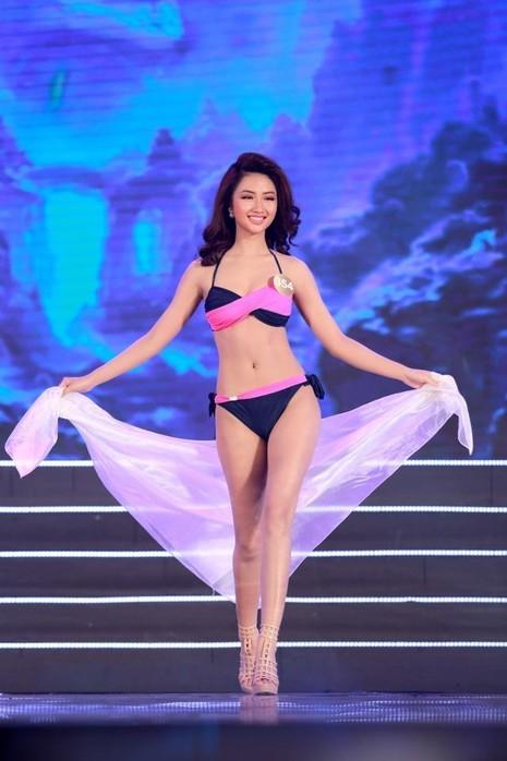 Người đẹp Trần Thu Nga