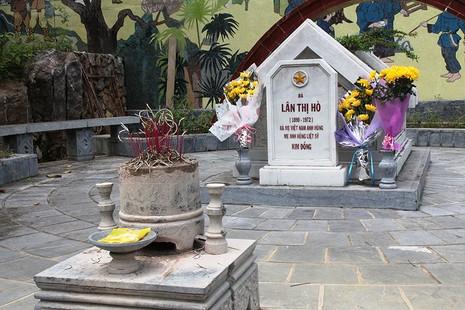 Về thăm nơi mẹ con anh Kim Đồng yên nghỉ - ảnh 3