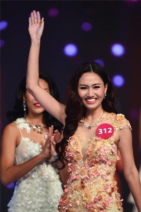 Trước đó, năm 2015, người chị ruột Ngô Trà My cũng đạt Á hậu 1 Hoa hậu Hoàn vũ Việt Nam.
