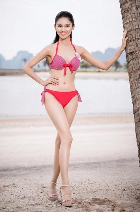 Huỳnh Thị Thùy Dung đoạt thêm giải thưởng phụ Người đẹp tài năng