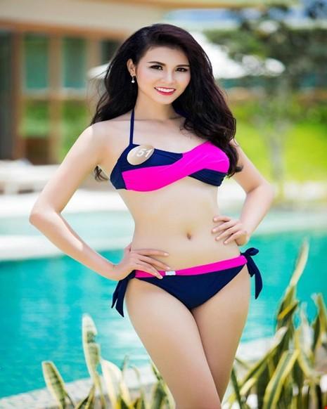 Nguyễn Thị Tuyết Anh là một phát hiện thú vị của vòng bán kết Hoa hậu Bản sắc Việt toàn cầu. Cô có khả năng nói tiếng Anh, tiếng Nhật thành thạo