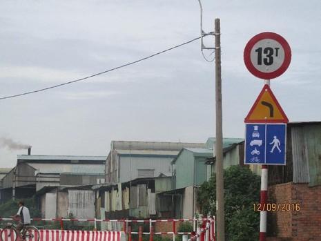 TP.HCM: Thông xe qua cầu tạm Tân Kỳ-Tân Quý - ảnh 2
