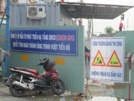 TP.HCM: Thông xe qua cầu tạm Tân Kỳ-Tân Quý - ảnh 3