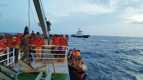 Ngày mai, 228 ngư dân bị Indonesia bắt giữ về tới Vũng Tàu - ảnh 4