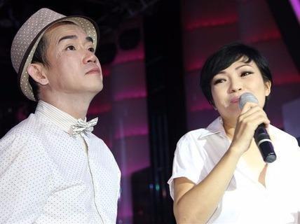 Tình bạn giữa Minh Thuận và Phương Thanh. Ảnh NLĐO