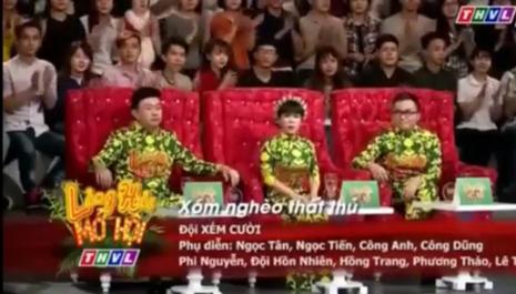 Xém Cười đoạt quán quân Làng Hài mở hội 2016 - ảnh 1
