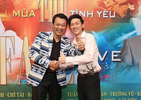 Van Son len tieng ve tin pha san va mau thuan voi Hoai Linh hinh anh 3